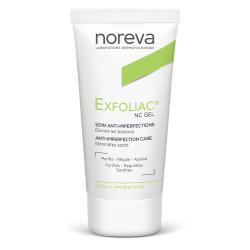 NOREVA Exfoliac NC gel soin local tube 30ml