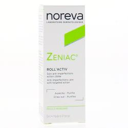 Zeniac roll'activ soin anti-imperfections action ciblée Roll'on 5ml