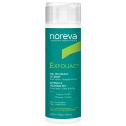 NOREVA Exfoliac gel moussant Flacon 200ml