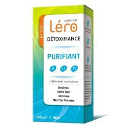 LERO Activ' Détoxifiance purifiant