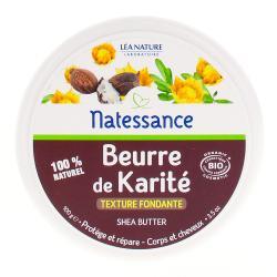 Beurre de karité bio pot 100g