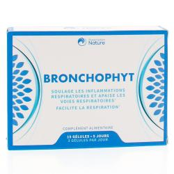 PHARMA NATURE Bronchophyt 15 comprimés