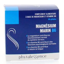 Magnesium marin B6 - 60 gélules