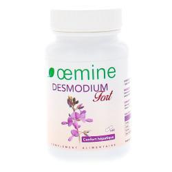 Oemine desmodium fort 60 gélules