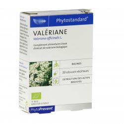 PILEJE Phytostandard valeriane 20 gélules