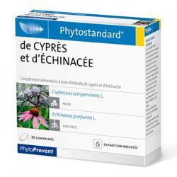 PILEJE Phytostandard cyprès-echinacée 30 comprimés