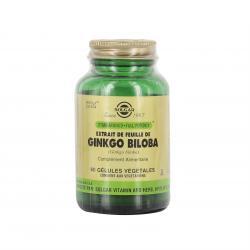 Ginkgo biloba sfp 60 gélules végétales