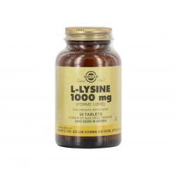 L-Lysine 1000 mg - 50 comprimés