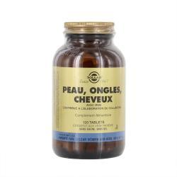 Complément alimentaire Peau, Ongles, Cheveux - 120 comprimés