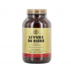 Levure de bière et vitamine B12 250 gélules