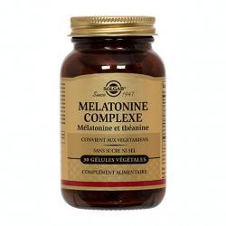 Complément alimentaire Mélatonine Complexe - 30 gélules