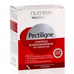 NUTREOV Pectiligne glucid control à la pectine de pomme24 sachets