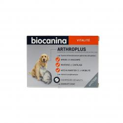 BIOCANINA Biocatonic arthroplus 40 comprimés