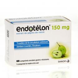 Endotélon 150 mg Boîte de 60 comprimés