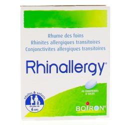 Rhinallergy Boîte de 40 comprimés
