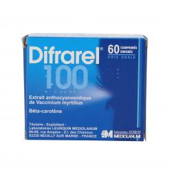 Difrarel 100 mg Boîte de 60 comprimés