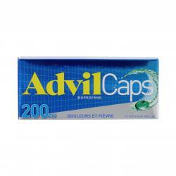 Advilcaps 200 mg Boîte de 16 capsules