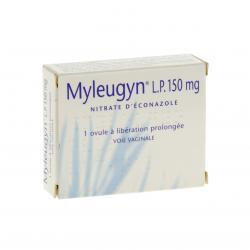 Myleugyne l.p. 150 mg Boîte de 1 ovule