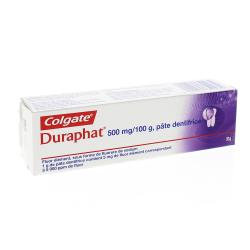 Duraphat 500 mg/100 g Tube de 51 g