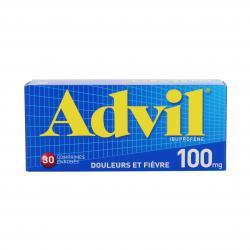 Advilmed 100 mg Boîte de 30 comprimés