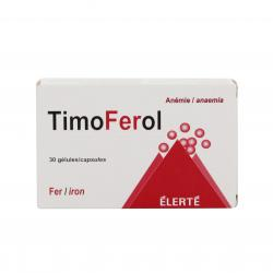 Timoferol Boîte de 30 gélules