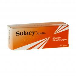 Solacy adultes Boîte de 90 gélules