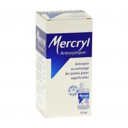 Mercryl Flacon de 125 ml
