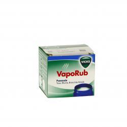 Vicks vaporub Pot de 50 g