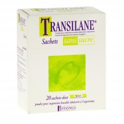 Transilane sans sucre Boîte de 20 sachets-doses