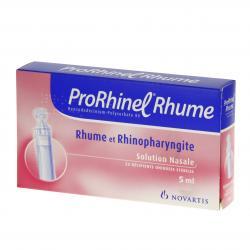 Prorhinel rhume Boîte de 20 dosettes