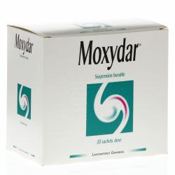 Moxydar Boîte de 30 sachets-doses