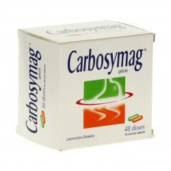 Carbosymag Boîte de 48 gélules