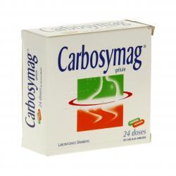 Carbosymag Boîte de 24 gélules