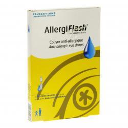 Allergiflash 0,05 % Boîte de 10 récipients unidoses
