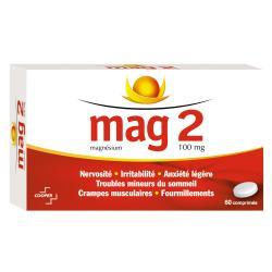 Mag 2 100 mg Boîte de 60 comprimés