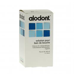 ALODONT SOL B BOUCH FL 500ML