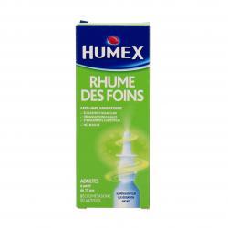 Humex rhume des foins à la beclometasone Flacon de 100 doses