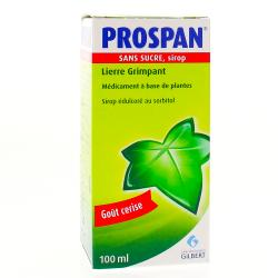 Prospan sans sucre Flacon de 100 ml