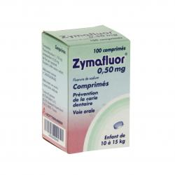 Zymafluor 0,50 mg Tube de 100 comprimés