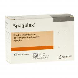 Spagulax Boîte de 20 sachets-doses
