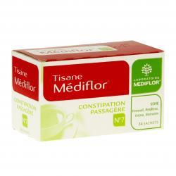 Médiflor n°7 constipation passagère Boîte de 24 sachets-doses