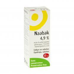 Naabak 4,9 pour cent Flacon de 10 ml