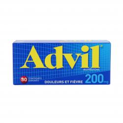 Advil 200 mg Boîte de 30 comprimés