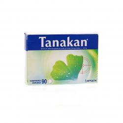 Tanakan 40 mg Boîte de 90 comprimés