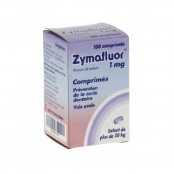 Zymafluor 1 mg Tube de 100 comprimés