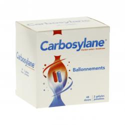 Carbosylane Boîte de 48 gélules