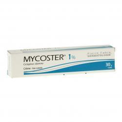 Mycoster 1 pour cent Tube de 30 g