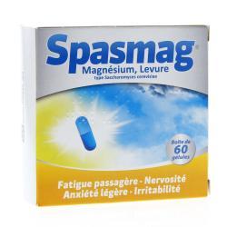 Spasmag Boîte de 60 gélules
