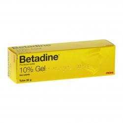 Bétadine 10% gel Tube de 30 g