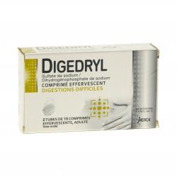 Digedryl 2 Tubes de 15 comprimés